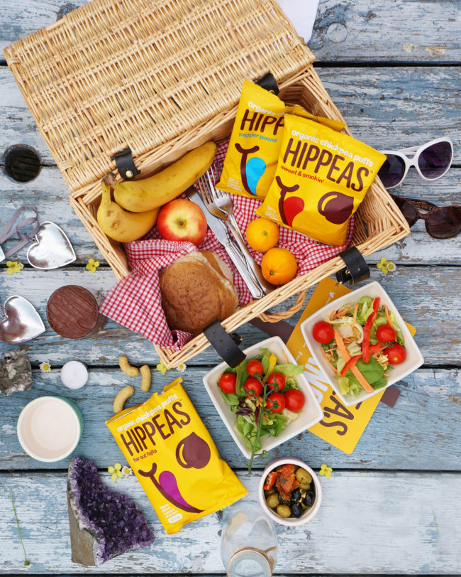 hippeas picnic livio bisterzo